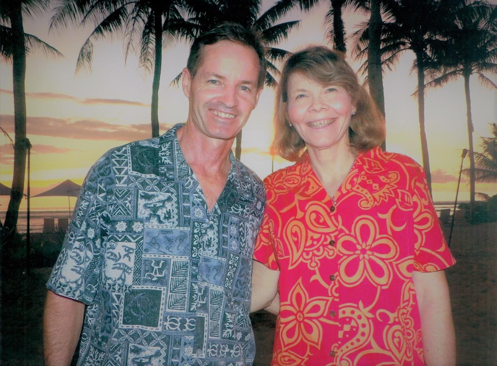 Lead Pastor James & Lynn Hettinger